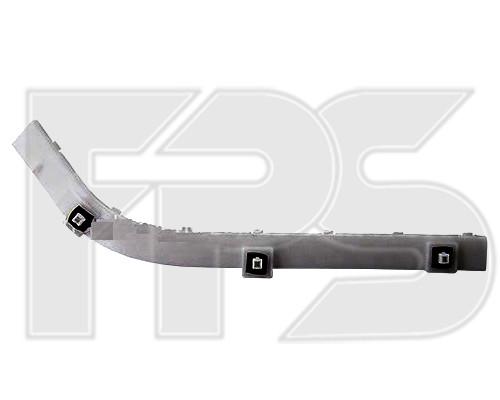 Крепеж заднего бампера Mitsubishi Lancer X 07- правый
