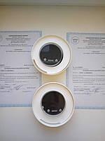 Пластины плоские стеклянные ПИ60 (нижняя)поверенные(возможна калибровка) в УкрЦСМ ГОСТ 2923-75, класс-2, фото 1
