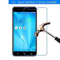 Защитное стекло Glass для Asus Zenfone 3 Zoom (ZE553KL)