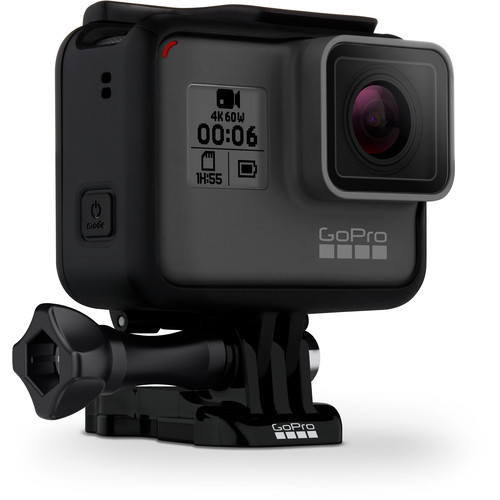 Экшн-камера GoPro HERO6 Black (CHDHX-601)