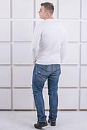 Мужской свитер Эмильян / размерный ряд 48, фото 2