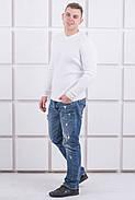 Мужской свитер Эмильян / размерный ряд 48, фото 4
