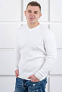 Мужской свитер Эмильян / размерный ряд 48, фото 5