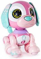 Интерактивный щенок Спаниель Bubblegum, Zoomer Master