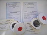 Пластины плоские стеклянные ПИ60 (верхняя) поверенные(возможна калибровка) в УкрЦСМ  ГОСТ 2923-75, класс-2
