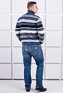 Мужской свитер Марсель хомут / размерный ряд 40,42,44,46,48,50, фото 2
