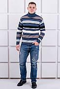 Мужской свитер Марсель хомут / размерный ряд 40,42,44,46,48,50, фото 3