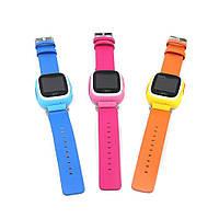 Детские Смарт часы Smart baby Watch Q60 (черный , розовый , зеленый , темно-синий )