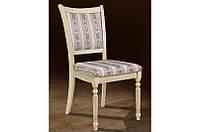 """Дерев'яний стілець """"Сицилія"""" (слонова кістка) Мікс Меблі, фото 1"""