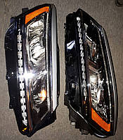 Фара передняя правая LED на VAG Passat 2016-2017 США 561941774 БУ Оригинал