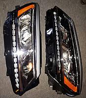 Фара передняя правая LED на VAG Passat 2016-2017 США 561941774 БУ Оригинал, фото 1