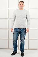 Мужской свитер Лаврентий / размерный ряд 48,50 / цвет белый, фото 5