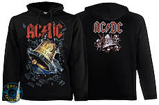 Толстовка AC DC - Hell's Bell (колокол)