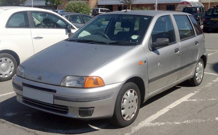 Лобовое стекло на Fiat Punto (Хетчбек) (1999-), фото 2