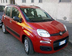 Лобовое стекло на Fiat Panda 169/Gingo (Хетчбек) (2003-2010)