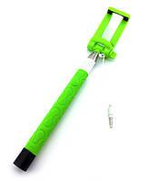 Монопод KjStar Z06-04 AUX 3,5mm Green