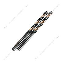 RAPIDE DRILLS Сверло по металлу (Black Series) 4, 9 мм КРАТНО ПАЧКЕ 10 ШТ!