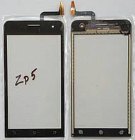 Сенсорный экран для ASUS ZenFone 5 A500KL/A501CG Black