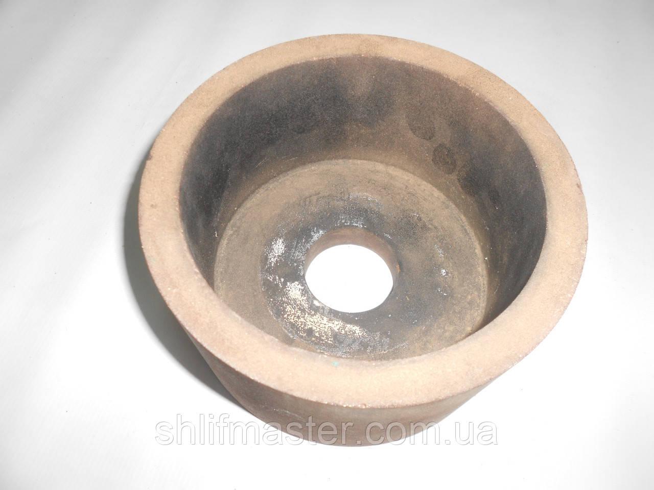 Чашка цилиндрическая ЧЦ 95А керамическая шлифовальная 125х63х51 40 СМ