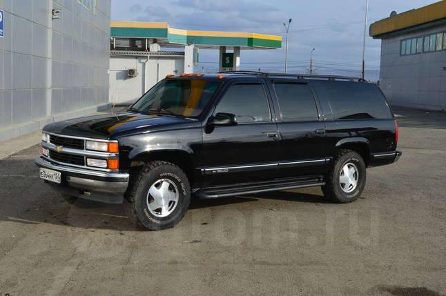 Лобовое стекло на Chevrolet Suburban (Внедорожник) (1992-1999), фото 2