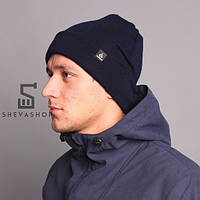 Зимняя шапка Yad, тёмно-синяя