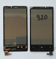 Сенсорный экран для NOKIA Lumia 920 Black