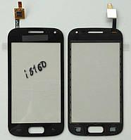 Сенсорный экран для SAMSUNG i8160 Black