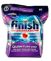 Finish Quantum таблетки для посудомоечных машины Ocean (60 шт)