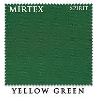 Сукно Mirtex Spirit (Yellow Green)