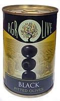 Черные оливки без косточки