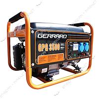 Бензогенератор Gerrard GPG-3500E 2.5-2.8кВт