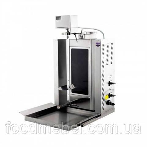 Аппарат для шаурмы Remta SD10 со стеклокерамикой на 20 кг