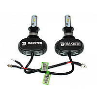 Светодиодные лампы Baxster H3 6000K 4000Lm S1-Series (пара)