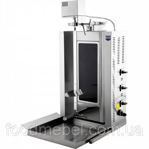 Аппарат для шаурмы Remta SD14 со стеклокерамикой на 40 кг