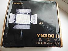 Светодиодный свет YONGNUO YN-300-II LED
