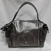 Женская сумка из кожзаменителя. Стильная женская сумка.