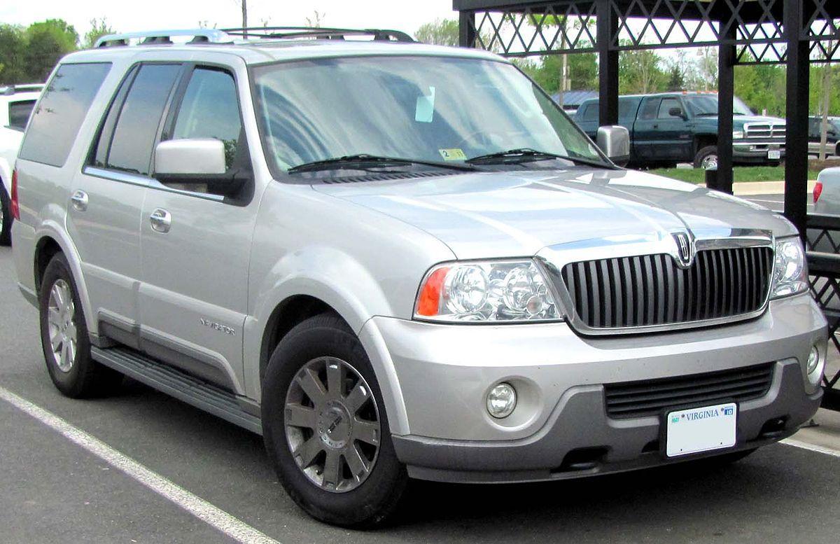 Лобовое стекло на Lincoln Navigator (Внедорожник) (1997-), Ford Expedition (Внедорожник) (1997-)