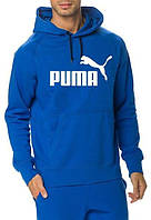 Мужская кофта с капюшоном/ толстовка/ худи/ кенгуру PUMA Пума