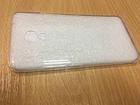 Силиконовый чехол для Meizu M5C.Прозрачный