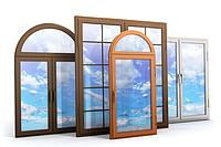 Монтаж окон и наружных дверей