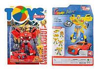Детская игрушка «Трансформер транспорт», 9-56