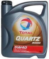 Синтетическое моторное масло Total Quartz (Тотал Кварц) 5w-30 4л