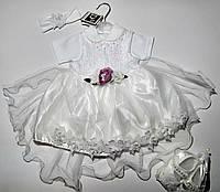 Нарядное, праздничное платье Baby dream