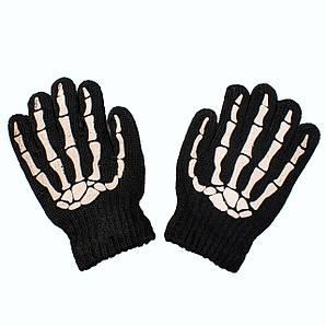 Детские зимние перчатки. P-03-01-6