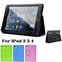 Smart Cover чехол для Apple Ipad, чехол-книжка для планшетов Apple Ipad 2, 3, 4