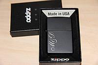 Зажигалка Zippo с гравировкой