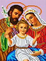 """Набор для вышивки чешским бисером """"Святое семейство"""""""