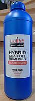 """""""Lakres Professional"""" ремувер,рідина для зняття гель лаку 1000мл"""