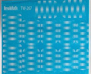 Слайдер для дизайна ногтей TW-267
