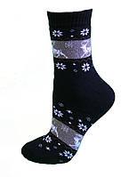 """Носки махровые женские """"Олени"""", фото 1"""